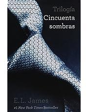 Trilogía Cincuenta Sombras (Set de 3 libros)