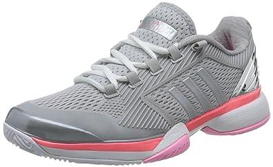 adidas Asmc Barricade 2016, Zapatillas de Tenis para Mujer: Amazon ...