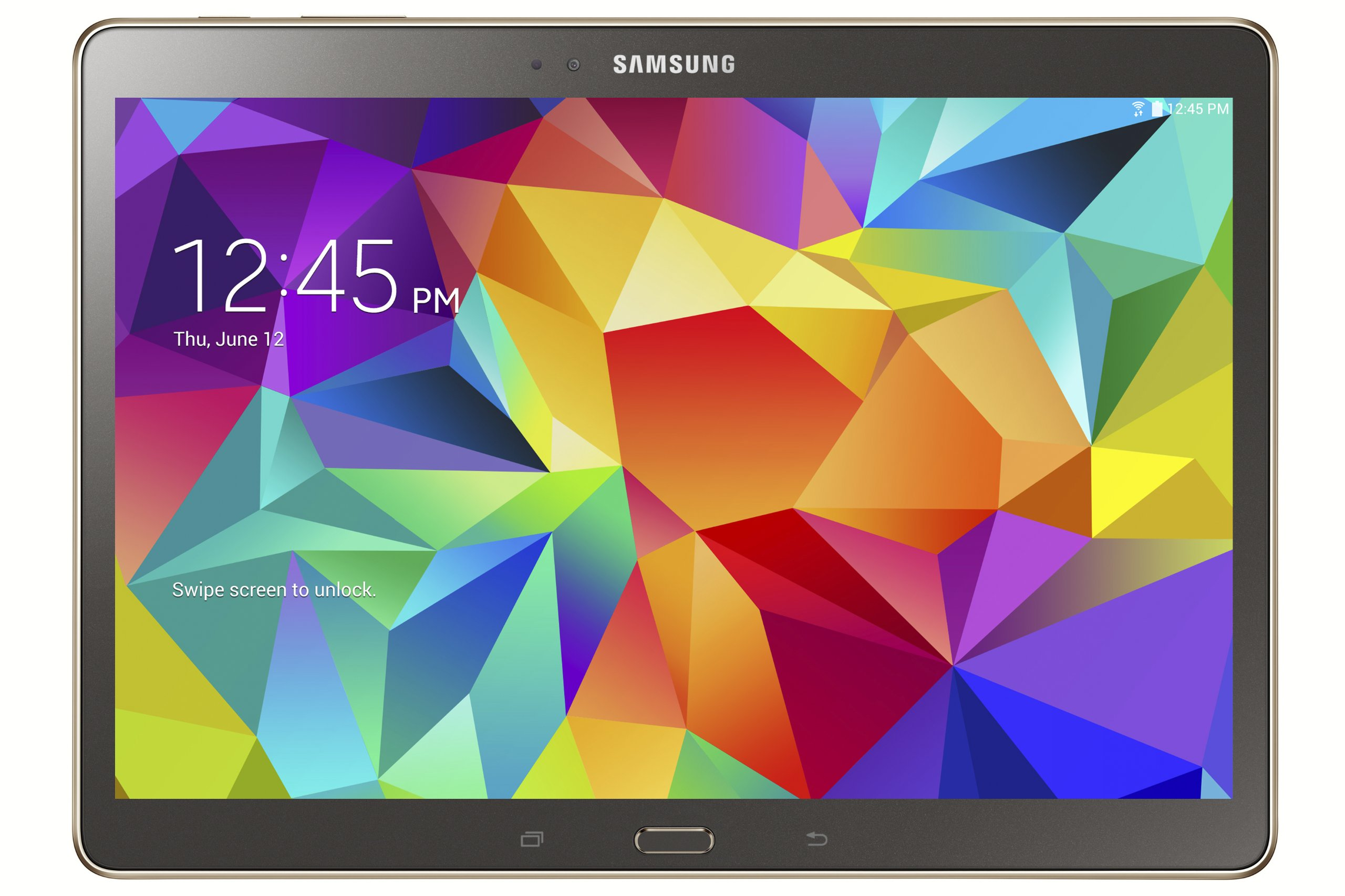 "Galaxy Tab S 10.5"" (Gray, White, Bronze)"