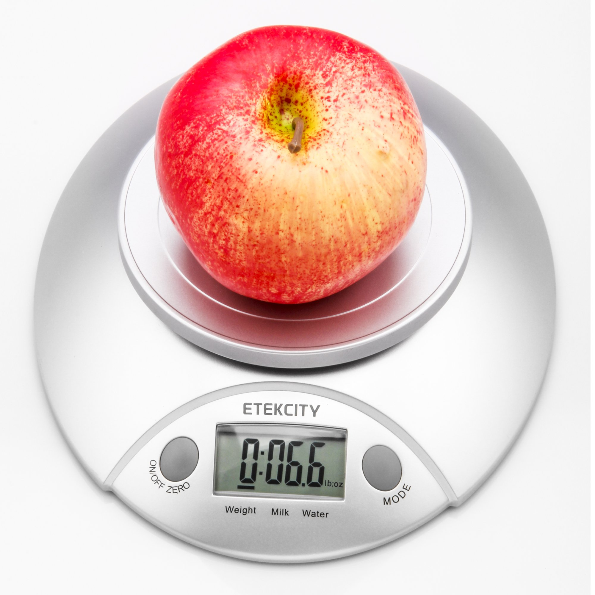 Etekcity Digital Kitchen Food Scale and Multifunction Weight Scale with Removable Bowl, 11 lb 5kg by Etekcity (Image #8)