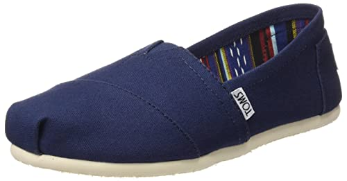 2a2fa725b16 TOMS Women s Canvas Classics Alpargata NL Espadrilles  Amazon.co.uk ...