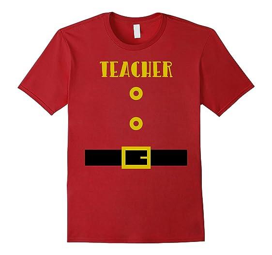 Amazon Com School Dwarf Costume Kindergarten Teacher Tee Shirt