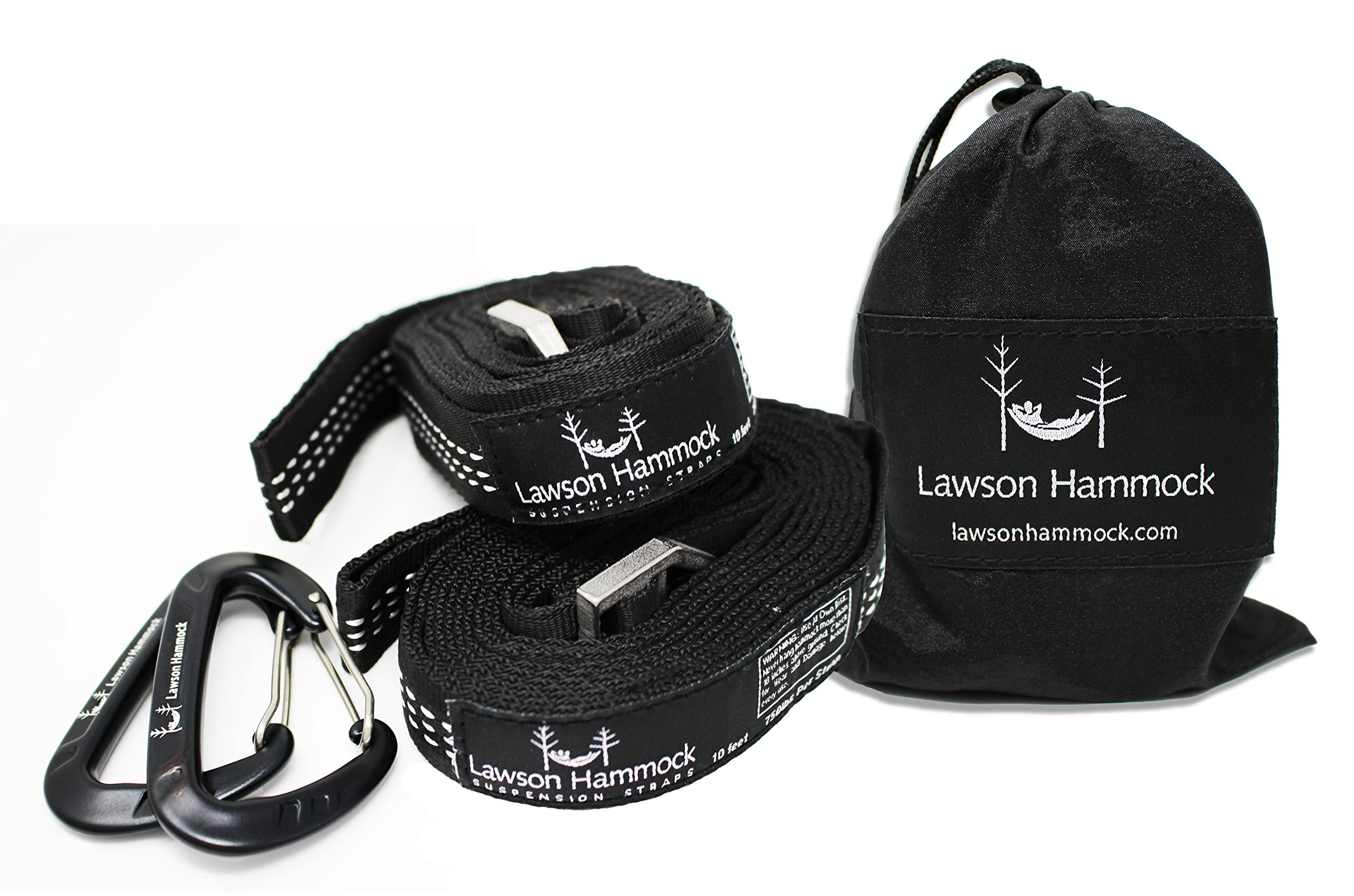 Lawson Hammock Straps for Blue Ridge Camping Hammock Suspension System by Lawson Hammock