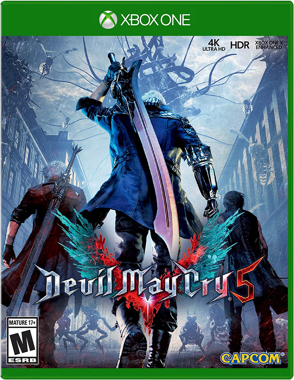 Amazon com: Devil May Cry 5 - Xbox One: Capcom U S A Inc