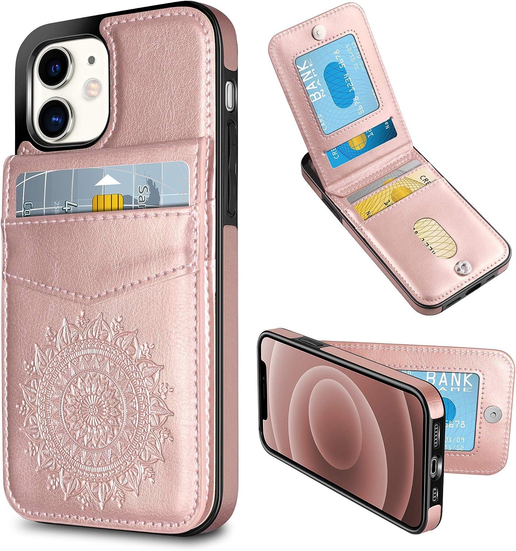 Buffalo Plaid iPhone 12 Wallet RFID Vegan Leather Wristlet Black White 11 Pro Max X 8 7 XS Google Pixel 3 2 1 Samsung Galaxy Cell Phone