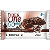 2-Pack Fiber One Brownies, 90 Calorie Bars