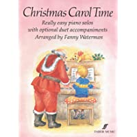 Christmas Carol Time (Piano Solo/Duet) (Faber Edition)
