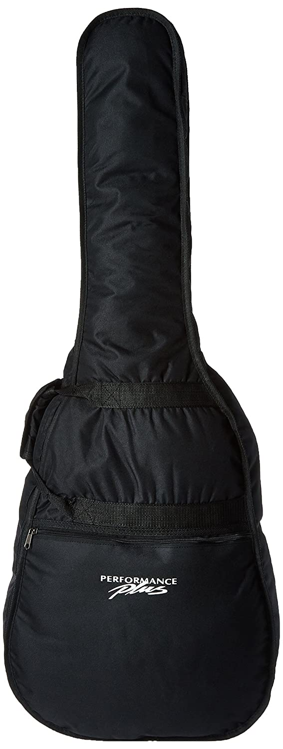 Performance Plus GB065 Heavy Duty 600 Denier Nylon 1/2 to 3/4 Size Acoustic Guitar Bag