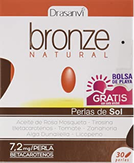 Nature Essential Betacaroteno - 50 Perlas: Amazon.es: Salud ...