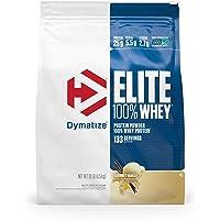 Deals on Dymatize Elite 100% Whey Protein Powder 25g Protein 10 Pound