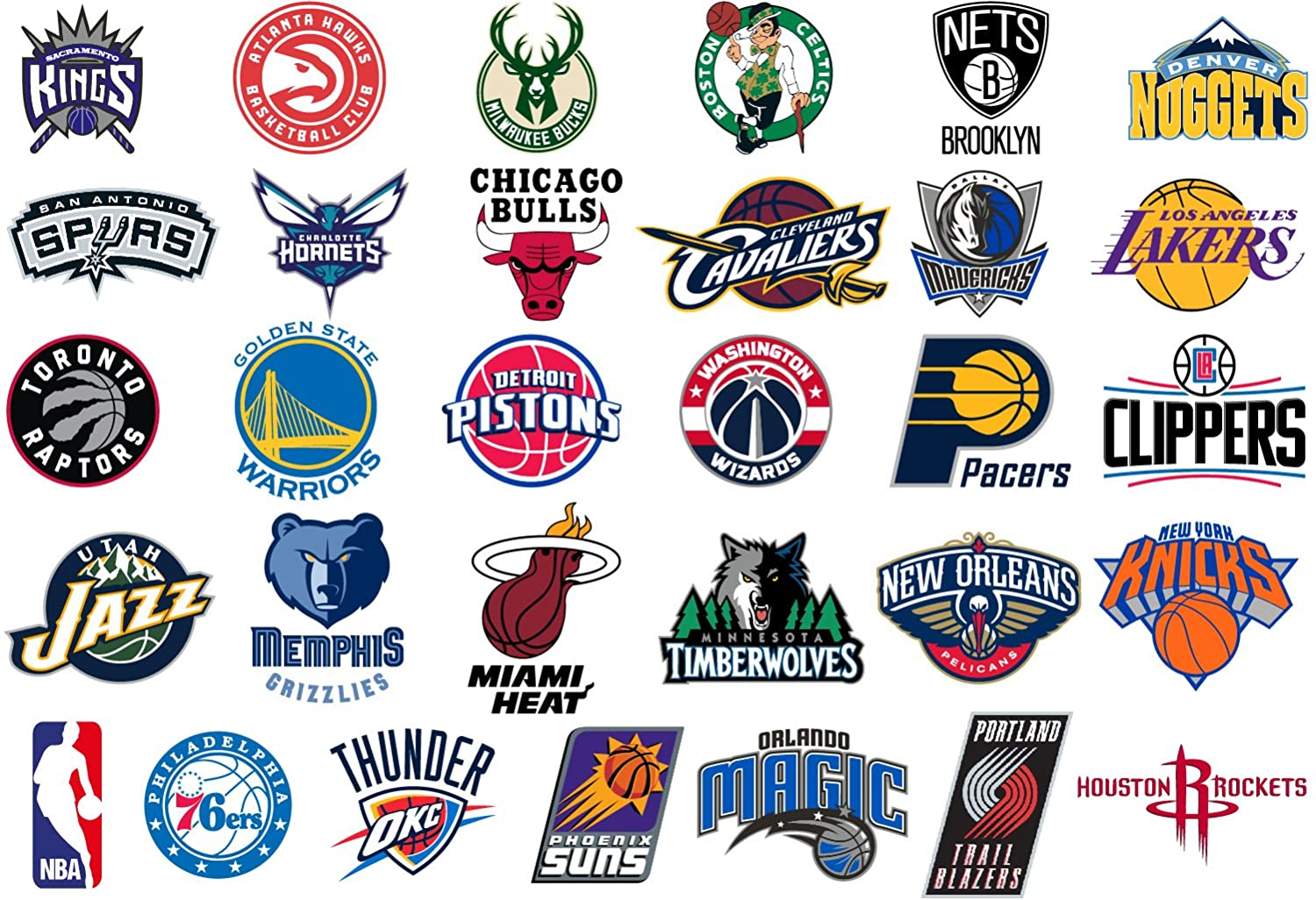 NBA sticker pack Wallp