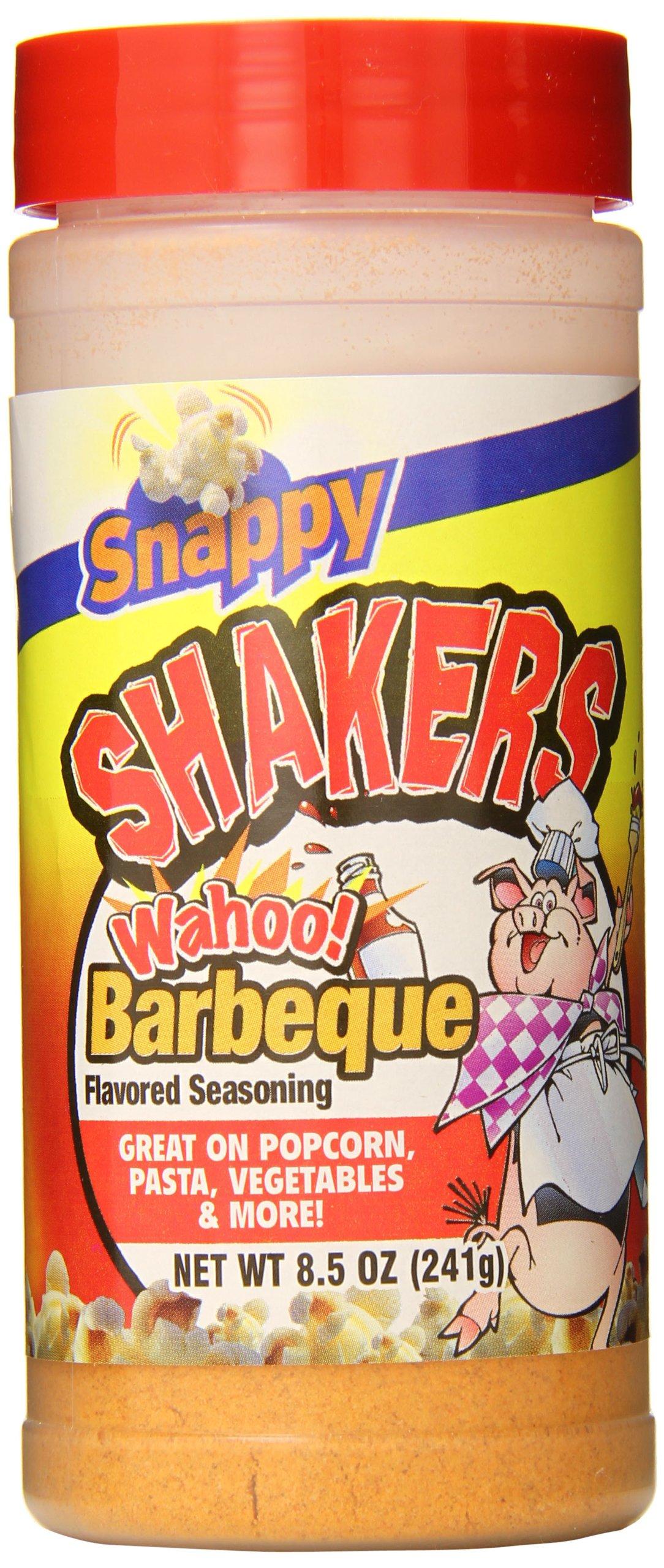 Snappy Popcorn Shaker, Wahoo BBQ, 8.5 oz. by Snappy Popcorn