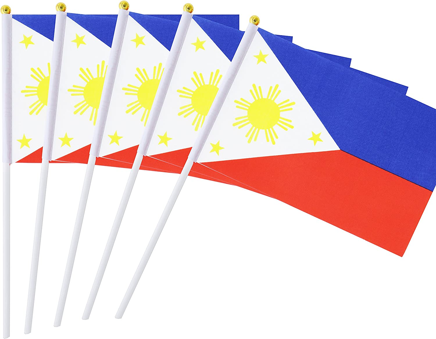 Philippine Filipino 3x5 Heavy Duty In//outdoor Super-Poly FLAG BANNER*USA MADE