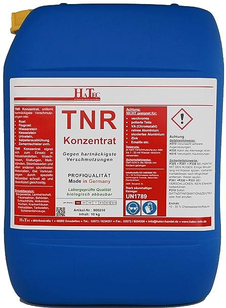 hatec TNR de concentrado de 10 kg contra hartnäckigste ...