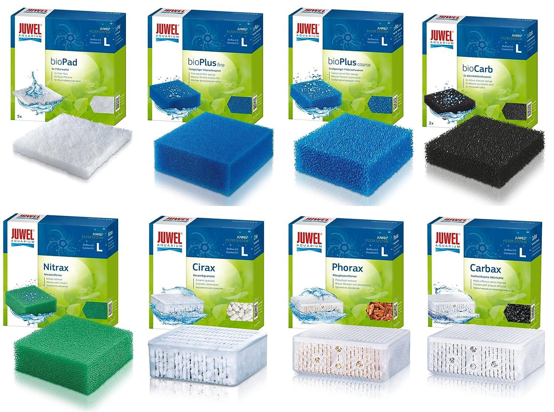 L   Bioflow 6.0   Standard Juwel Filter Media Kit (Pack of 8) – L Bioflow 6.0 Standard