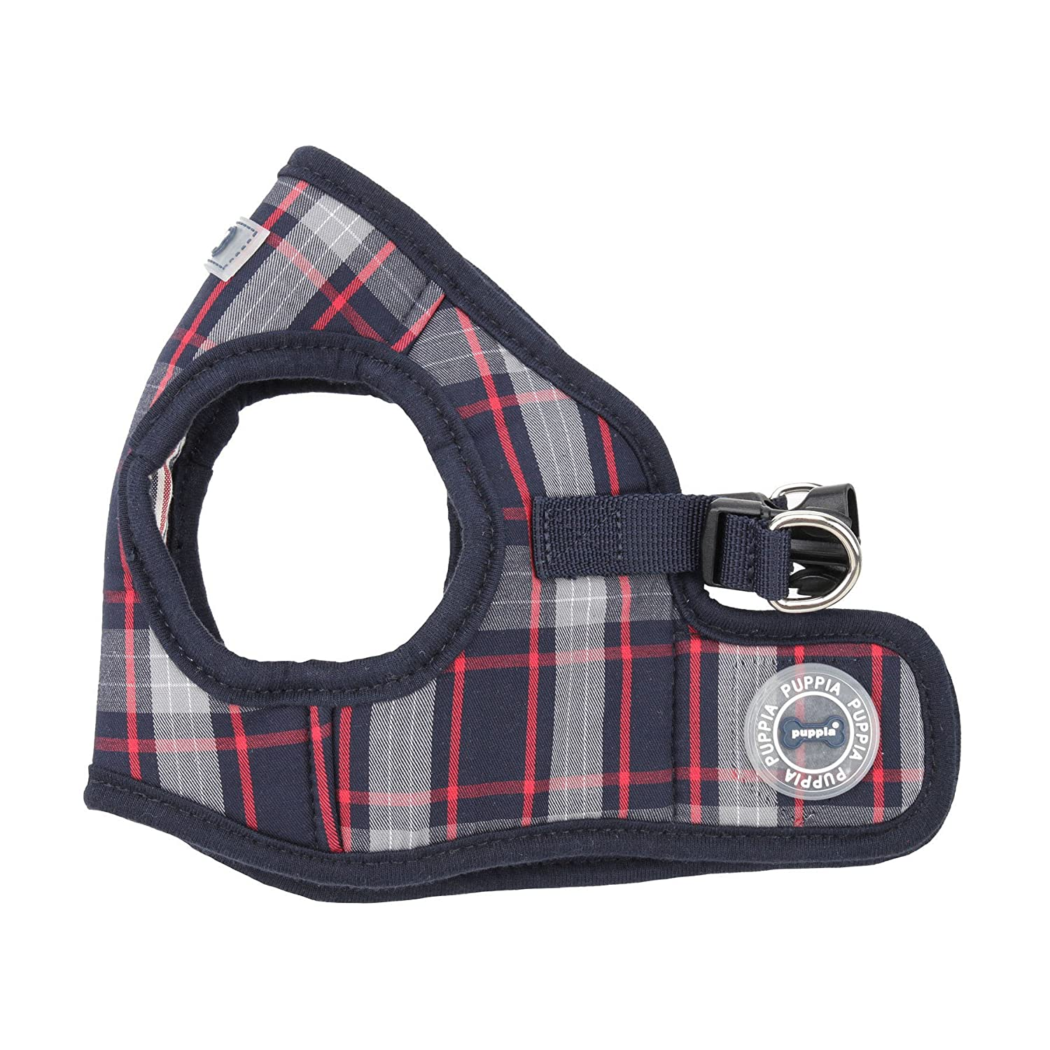 Puppia Authentic Vogue Harness B Large Navy
