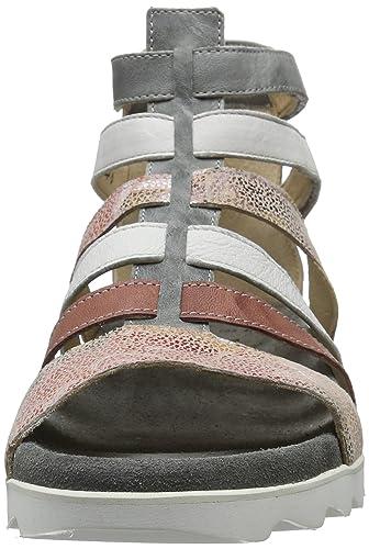 : Think elefantroseweiß CapraFantas Size 10.5 US Multicoloured: Shoes