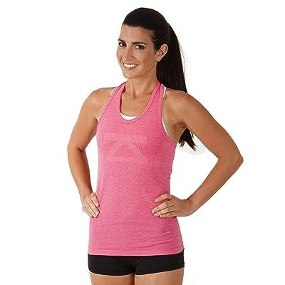 Zensah Women's Loose Fit Racerback Tank - Yoga Tank Top, Best Fitness Tank Top