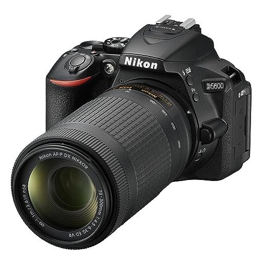 9 opinioni per Nikon d5600Reflex digitale 24,2Mpix Nero