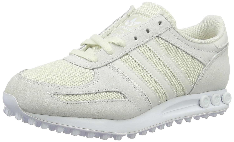 adidas Damen La Trainer W Gymnastik  36 2/3 EU Wei? (Off White/Off White/Ftwr White)