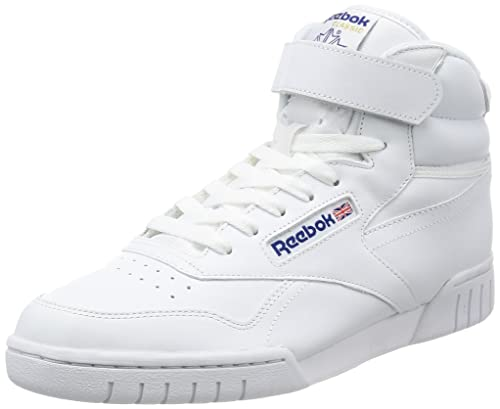 Reebok Ex O Fit Hi Men s High Rise Hiking Shoes  Amazon.co.uk  Shoes ... c8b8aef9d