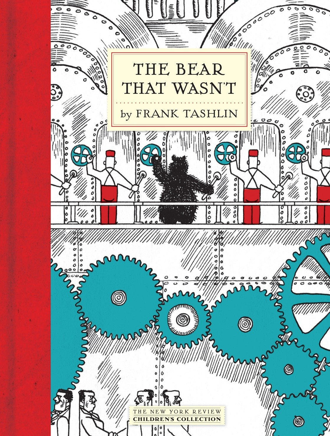 Download The Bear That Wasn't (New York Review Collections (Hardcover)) pdf