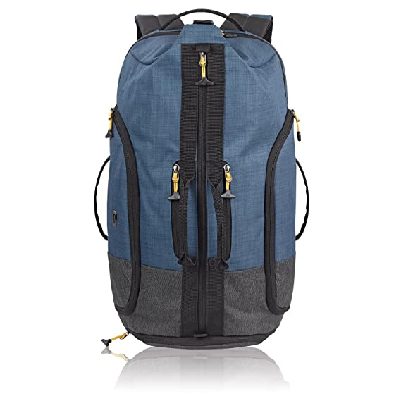 The Solo New York Weekender Duffle Backpack travel product recommended by Delaney Lanker on Lifney.