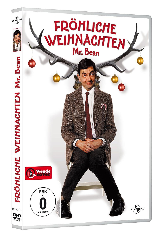 Mr Bean Frohe Weihnachten.Mr Bean Fröhliche Weihnachten Mr Bean Amazon De Rowan