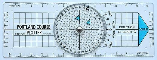 BH Navigation - Trazador de rumbo (con compás): Amazon.es ...