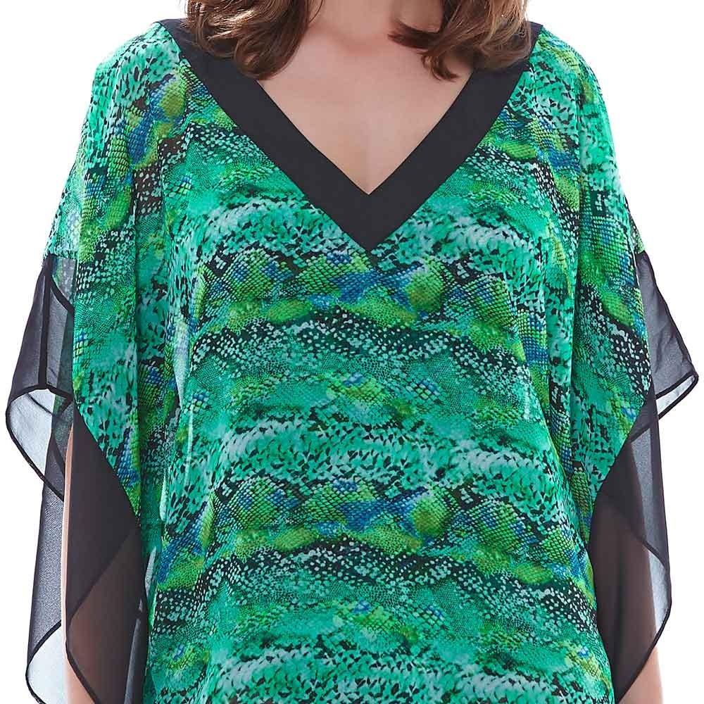 Tunique Fantasie Arizona Vert