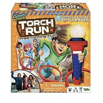 Juego de mesa Torch Run (edad: 6 años y más): Amazon.es: Industria ...