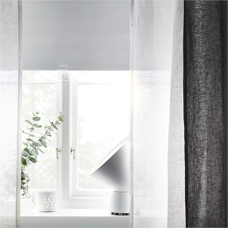 IKEA.. 703.492.52 - Estor Enrollable Opaco, Color Blanco: Amazon.es: Hogar