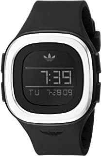how to change time on adidas digital watch