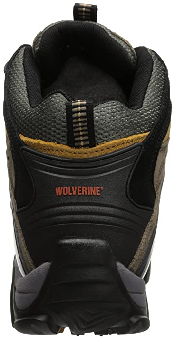 dc742335706 Wolverine Men's W05745 Wilderness Gunmetal-M