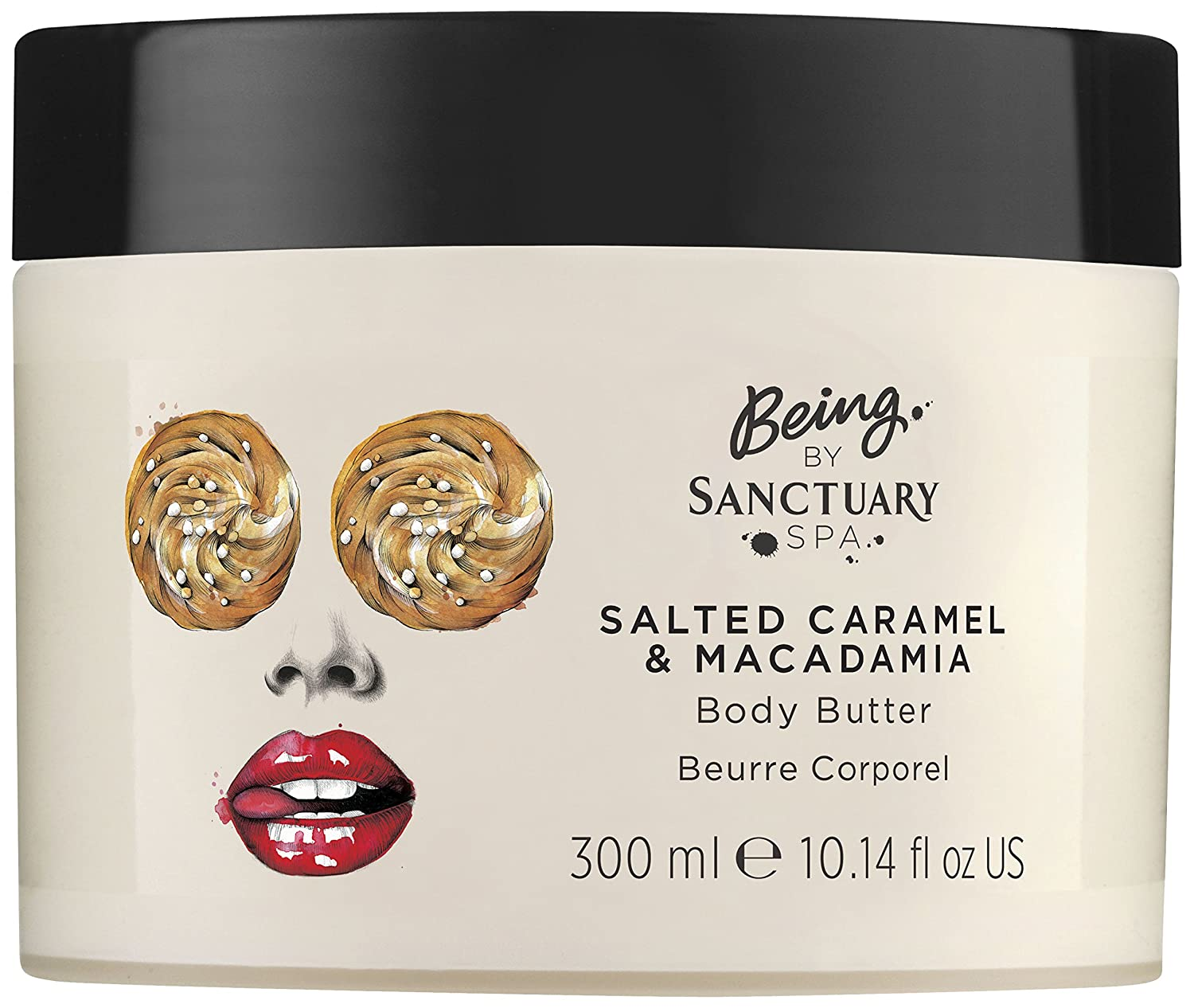 Being By Sanctuary Spa Water Lotus And Pomelo Body Butter 300 Ml Cussons Baby Liquid Cleanser 100ml Beauty