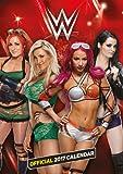 World Wrestling Superstars Divas Official 2017 A3 Calendar
