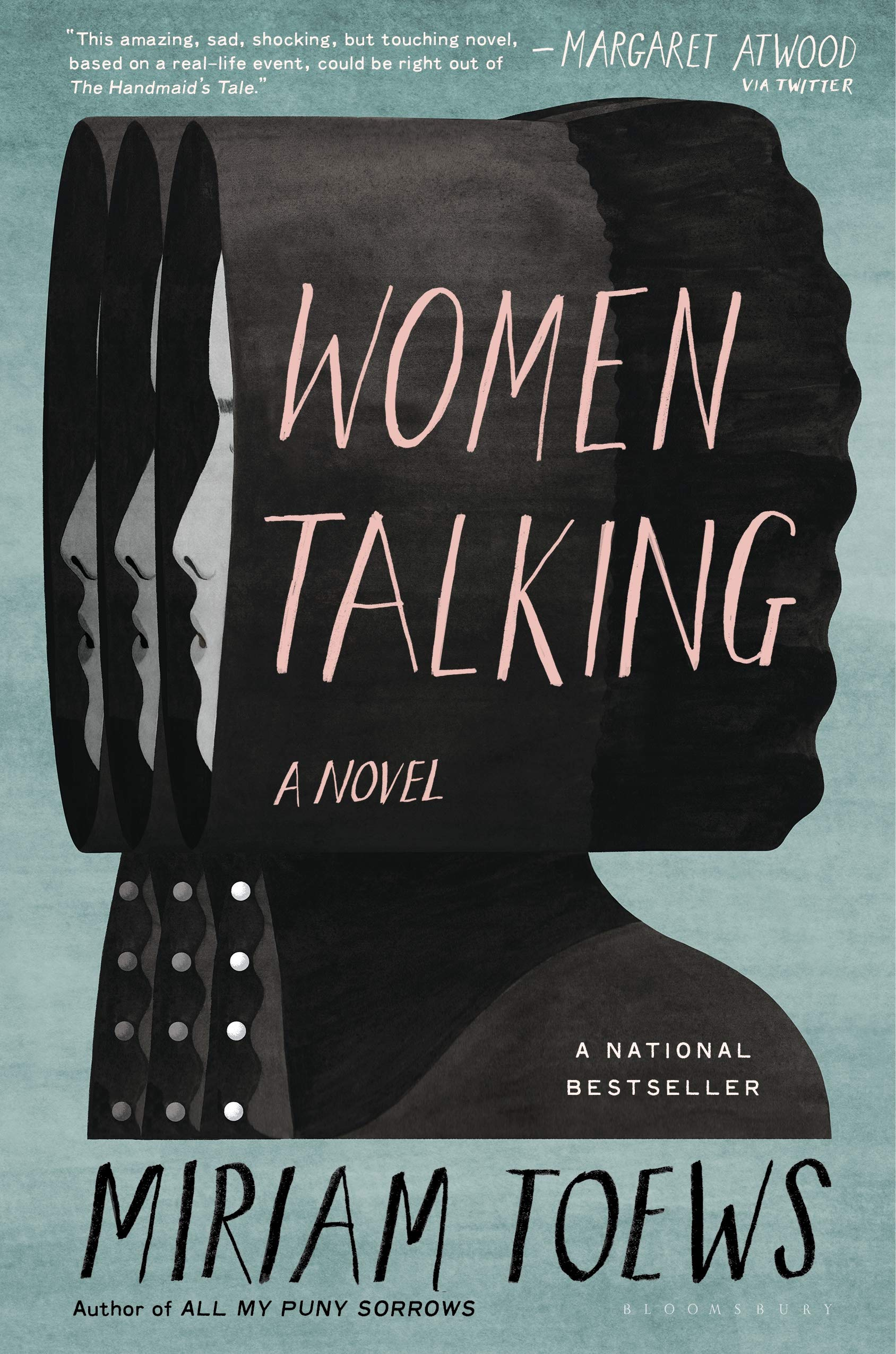 Amazon.com: Women Talking (9781635572582): Toews, Miriam: Books