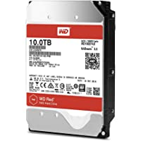 WD Red WD100EFAX 10TB interne Festplatte (8,9cm (3,5Zoll), SATA 6Gb/s, 256MB Cache 5400Rpm)