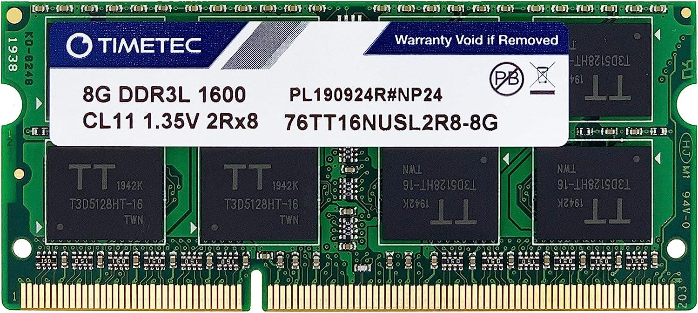 16GB 2X 8GB 2Rx8 PC3-12800 DDR3 1600Mhz 204Pin Memory Laptop SODIMM RAM CL11