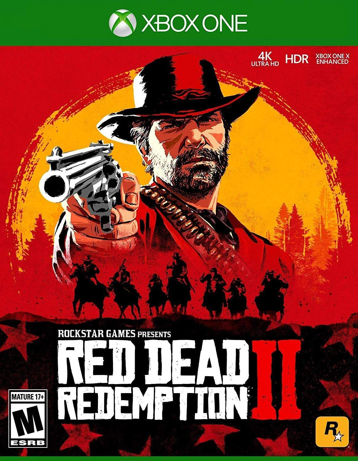 Amazon com: Red Dead Redemption 2 - Xbox One: Take 2