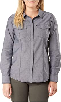 5.11 Tactical Series 511-62386 Camisa de Vestir, Mujer: Amazon.es: Deportes y aire libre