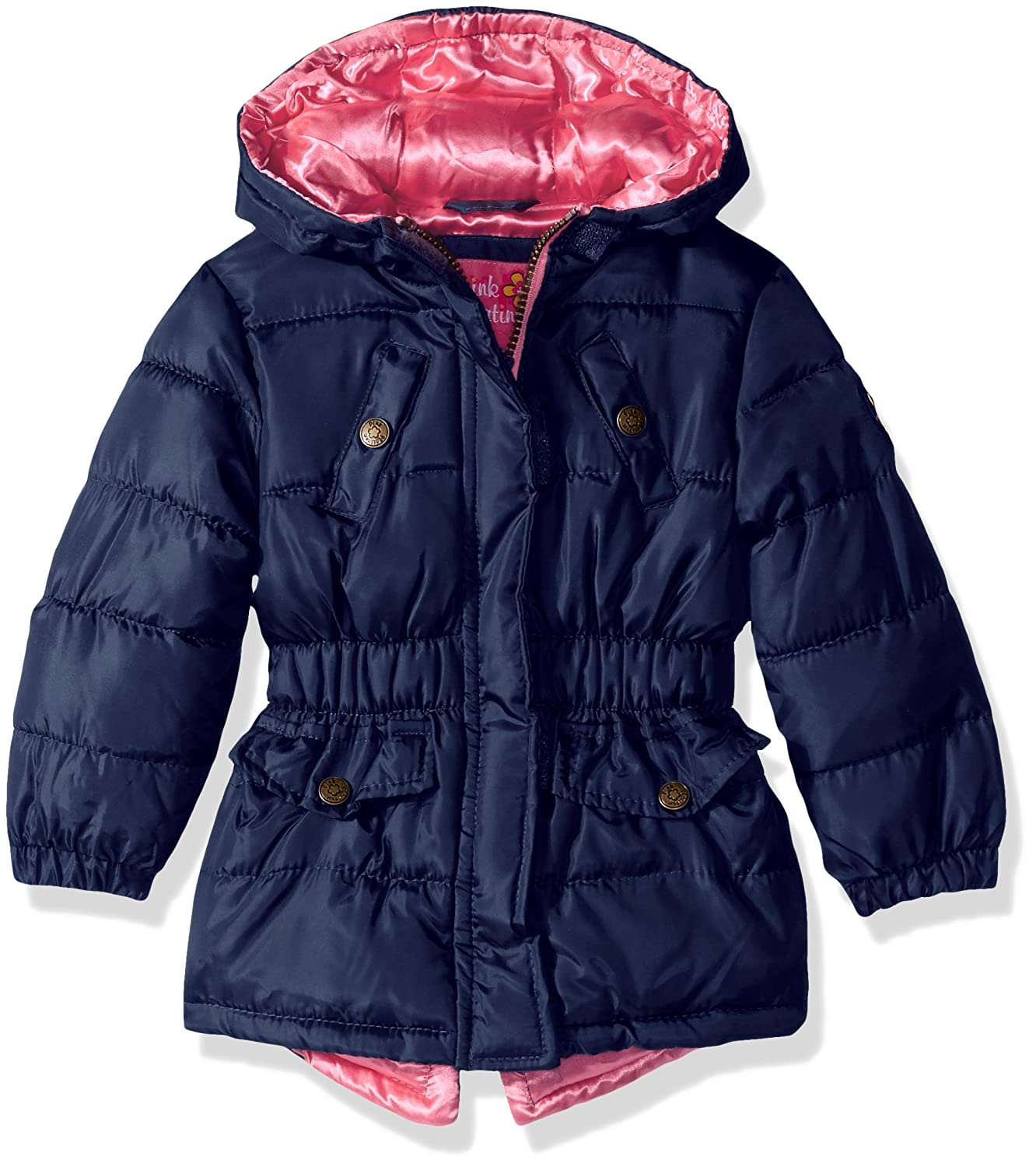 Pink Platinum Baby Girls Anorak Jacket 94506