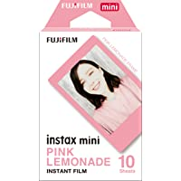 Fujifilm Instax Mini Pink Lemonade Film - 10 Exposures