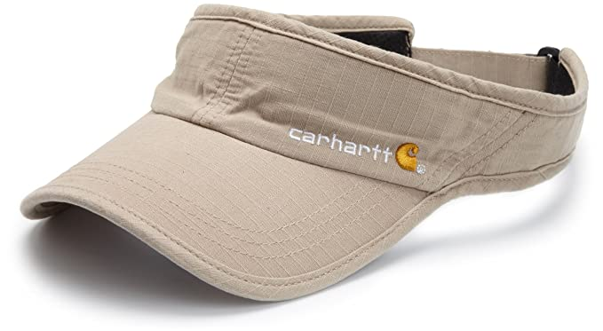 Carhartt Men s Ripstop Visor Hat 605b1e43f406