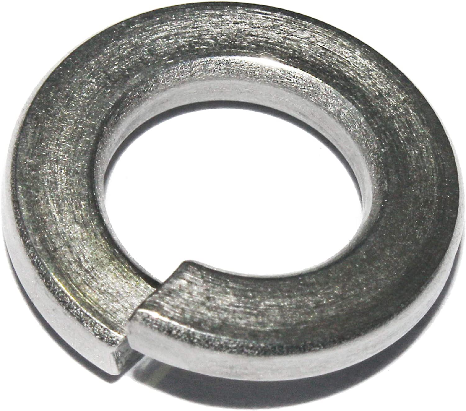 """1//8/"""" Stainless Steel Lock Washers Black Qty 100"""