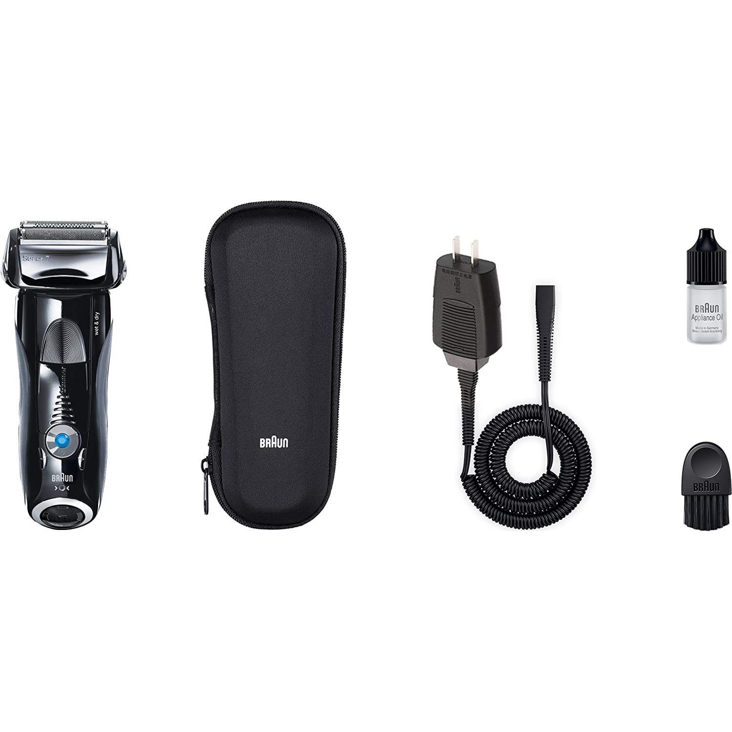 Amazon.com: Braun Series 7 740S Mens Electric Foil Shaver/Electric Razor, Wet & Dry: Beauty