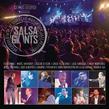 Sergio George Presents Salsa Giants (Live)