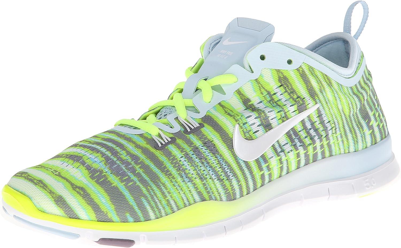 Educación petróleo violín  Amazon.com | Nike Womens Free 5.0 TR Fit 4 Print Cross Training Shoes |  Fitness & Cross-Training