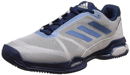 7264ae26 Adidas- BA9153- barricade club zapatillas hombre: Amazon.es: Zapatos y  complementos