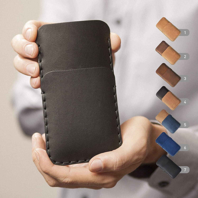 Housse en cuir pour Sony Xperia étui personnalisé pochette case coque cover monogramme inscrivez votre nom ou initiales pour Sony Xperia XZ2 L2 XA2 XA1 Ultra Plus XZ1 L1 E5 X Compact Performance X2 Ultra XA XZ Premium